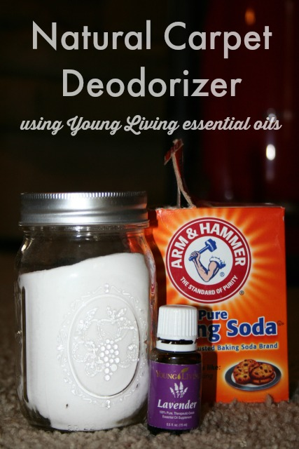 Natural Carpet Deodorizer