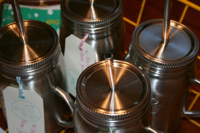 Stainless Steel Mason Cups