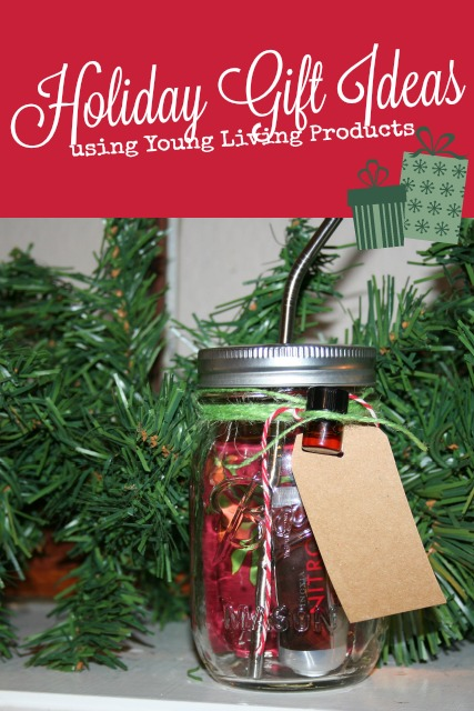 Holiday Gift Ideas using Young Living Products